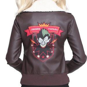 DC Bombshell Harley Quinn Jacket